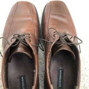 Men's Bostonian Leather Shoes